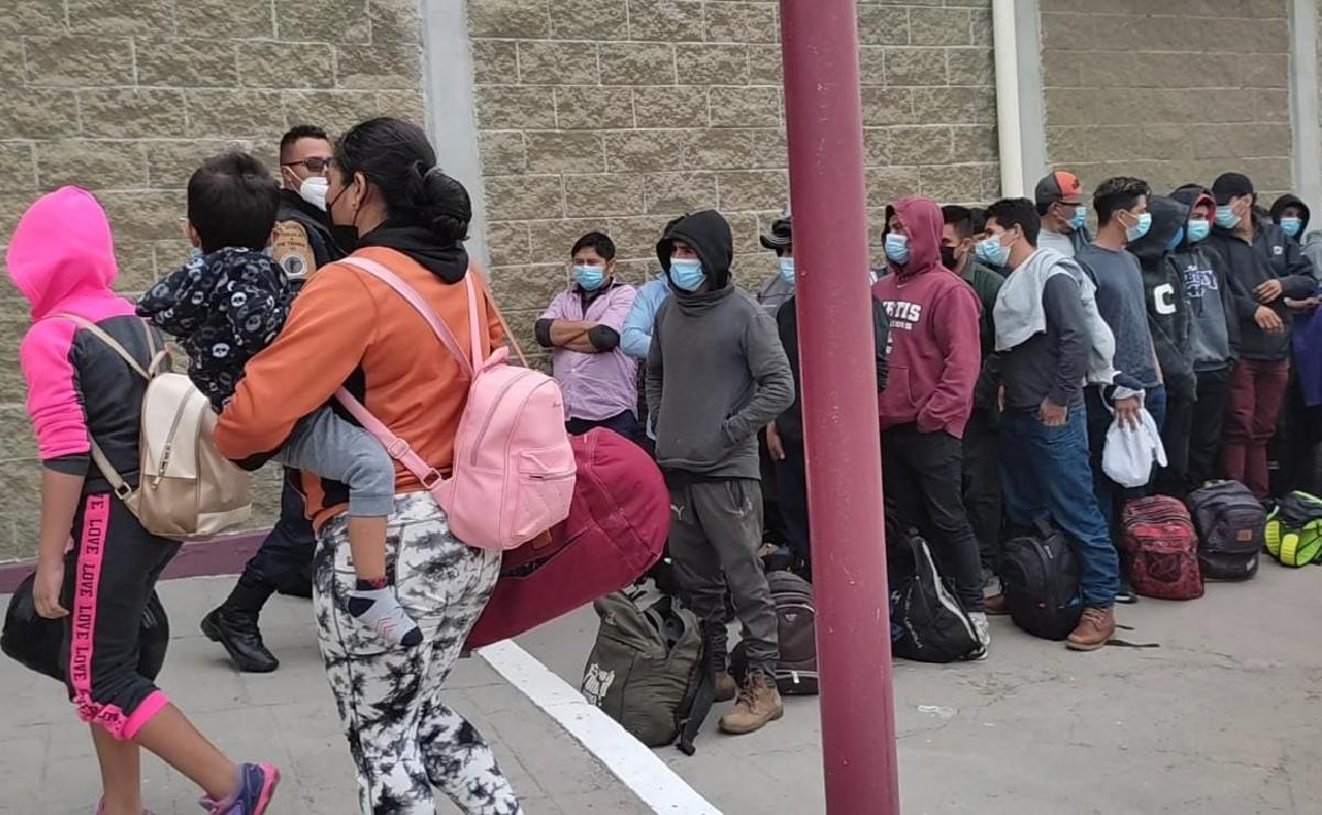 Rescatan a 22 migrantes centroamericanos menores de edad en Ecatepec