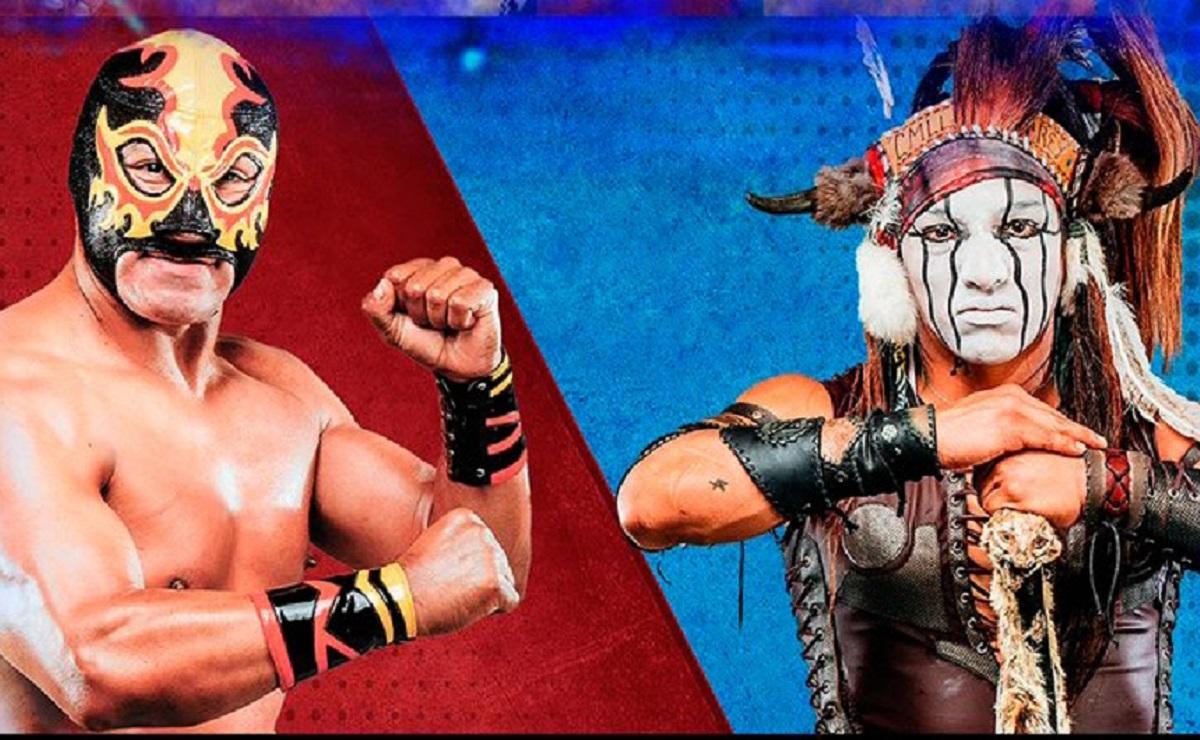 Rey Cometa y Raziel buscan dar la campanada en el torneo de parejas del CMLL
