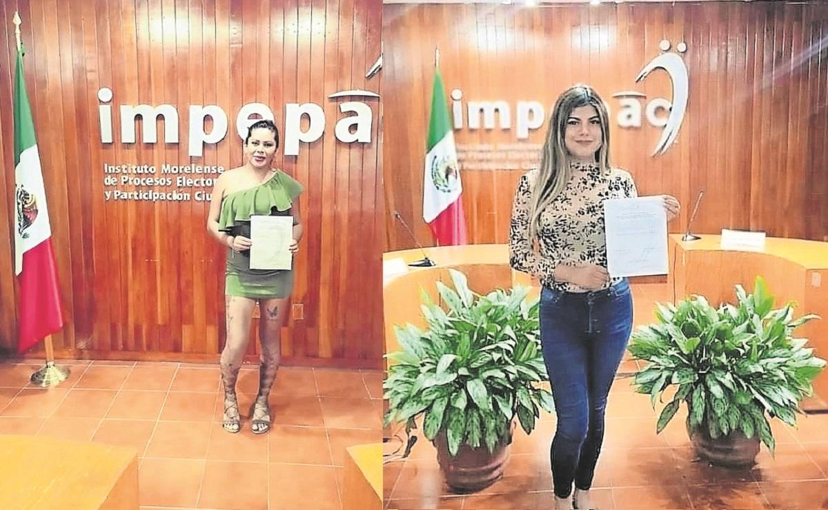 Ayuntamientos en Morelos incluyen a la comunidad LGBT+ , ellas son las primeras regidoras