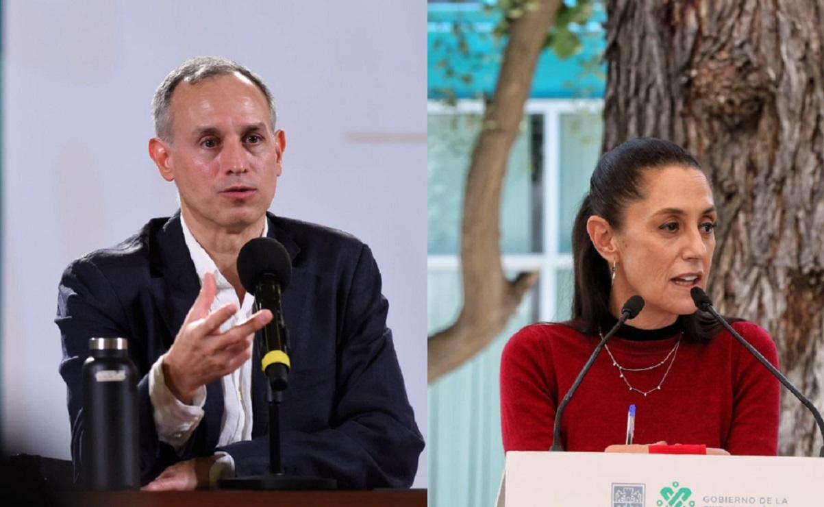 Secretaria de Salud anuncia semáforo amarillo para CDMX, Sheinbaum lo puso en verde