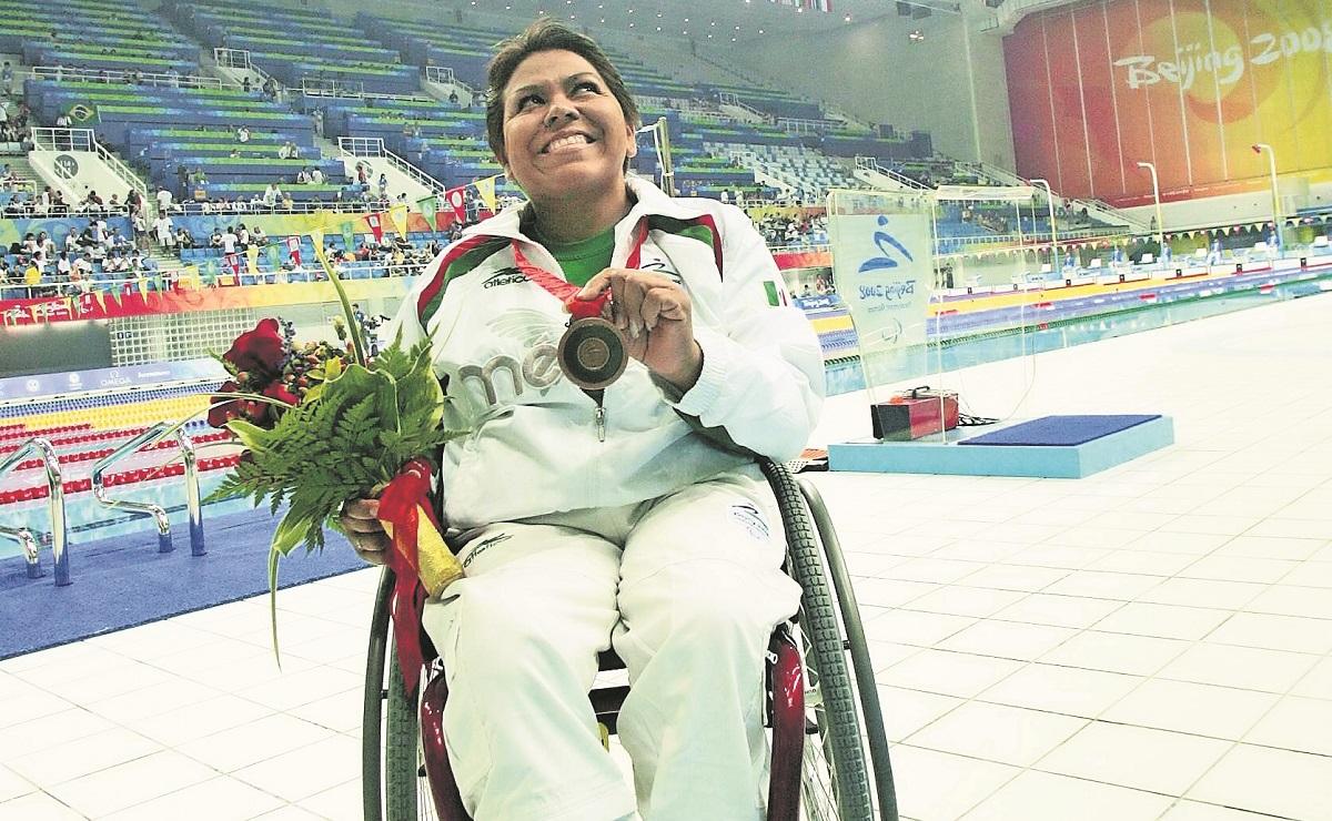 Paty Valle ganó presea de oro en Campeonato Internacional Alemán de Natación