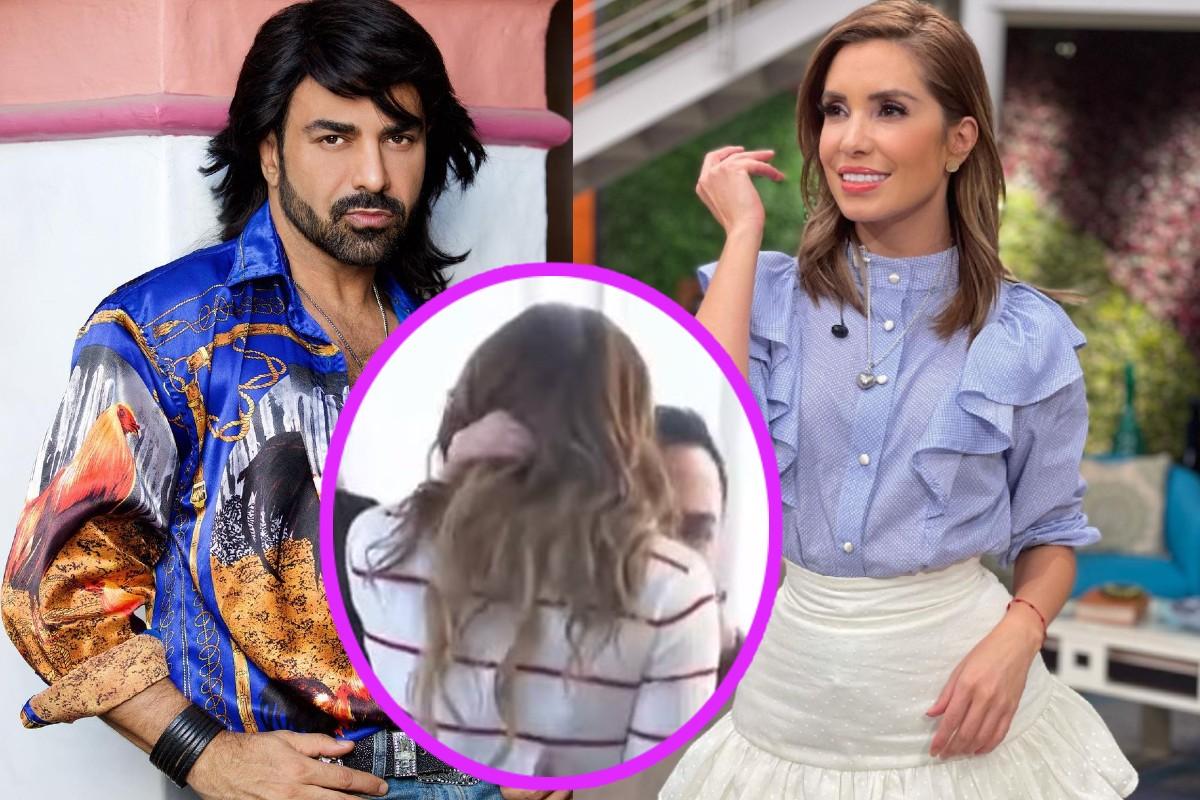 ¿Nuevo romance? Cachan a Andrea Escalona y Ariel Miramontes en candente momento