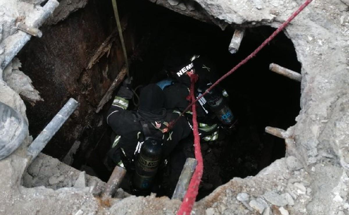 Albañil se mete a cisterna y muere intoxicado por esta razón, en la colonia Roma de CDMX