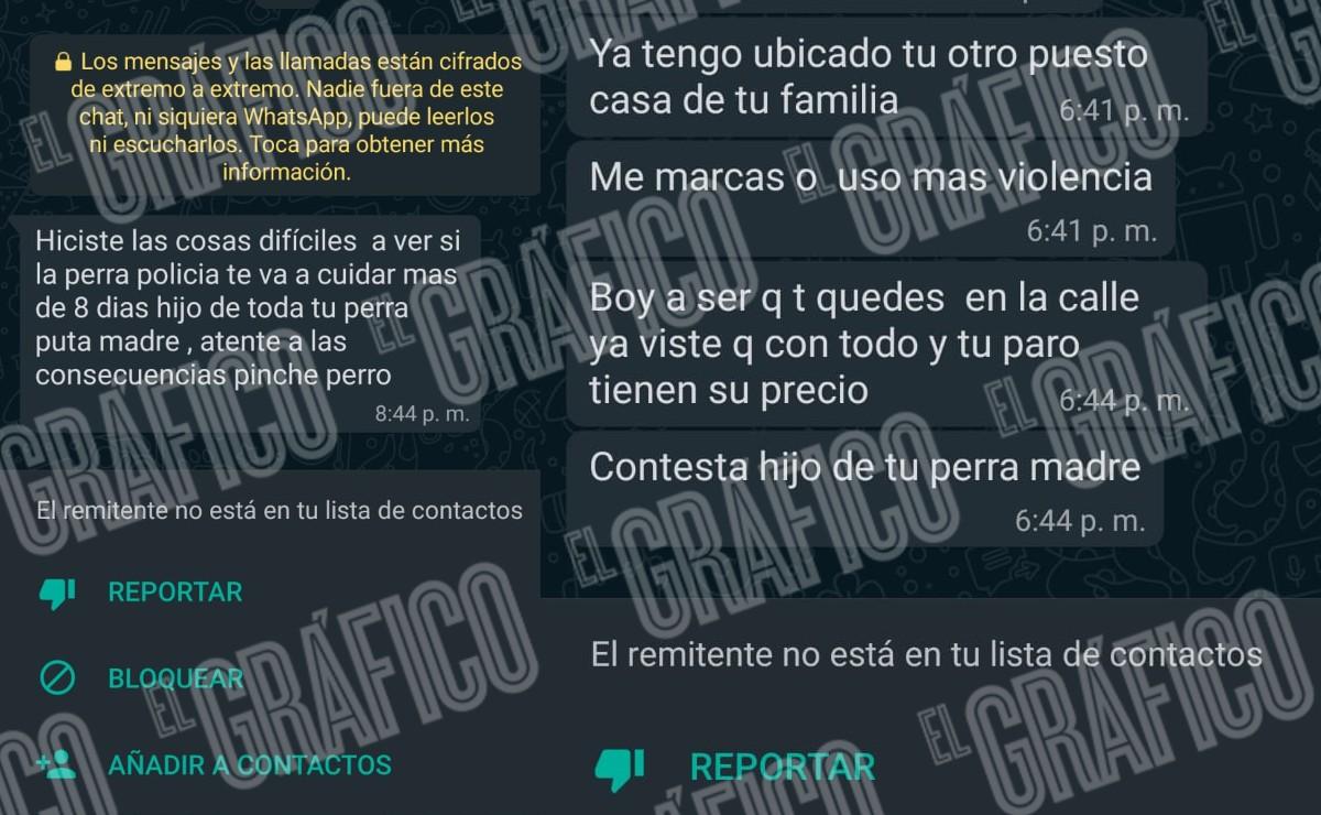 Extorsionadores atacan a trabajadores de tacos con estos mensajes, luego desatan balacera en CDMX