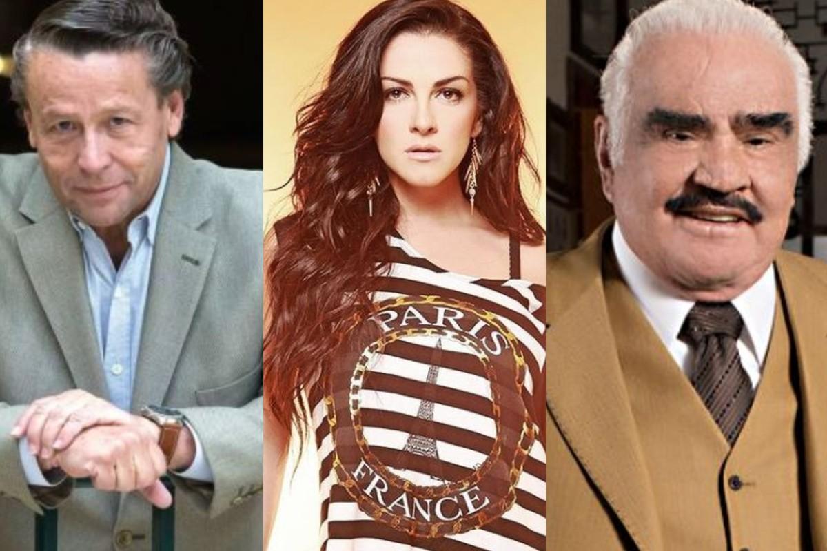Alfredo Adame, Vicente Fernández y otros famosos que han sacado su lado homofóbico