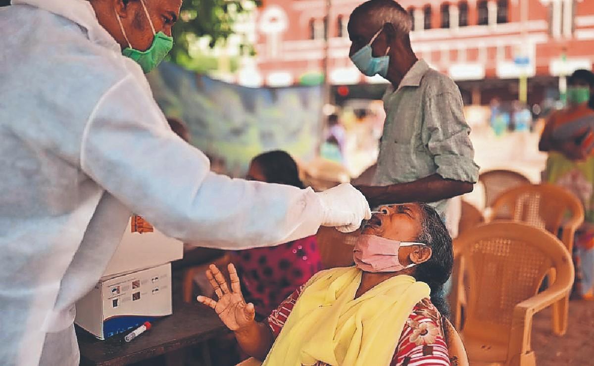 """Detectan en India la mutación de Covid """"Delta Plus"""", ya está en 9 países"""