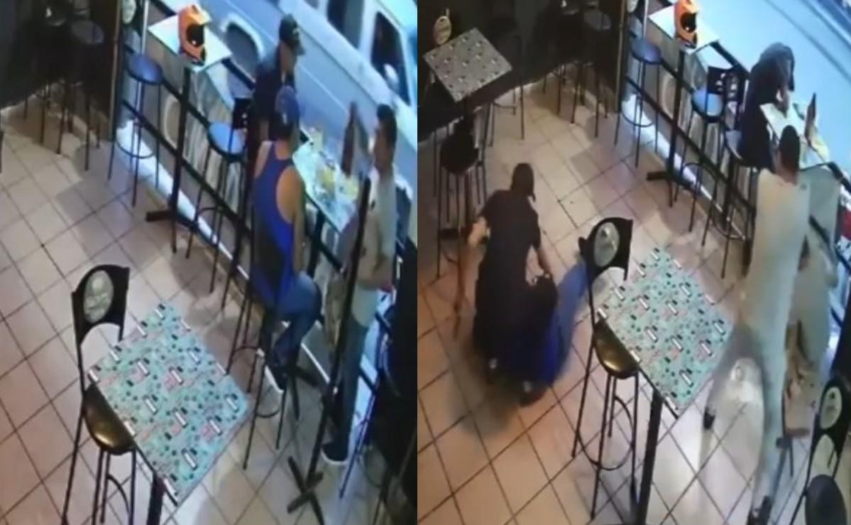 Filtran video del ataque armado en bar de Morelos, ya suman dos muertos