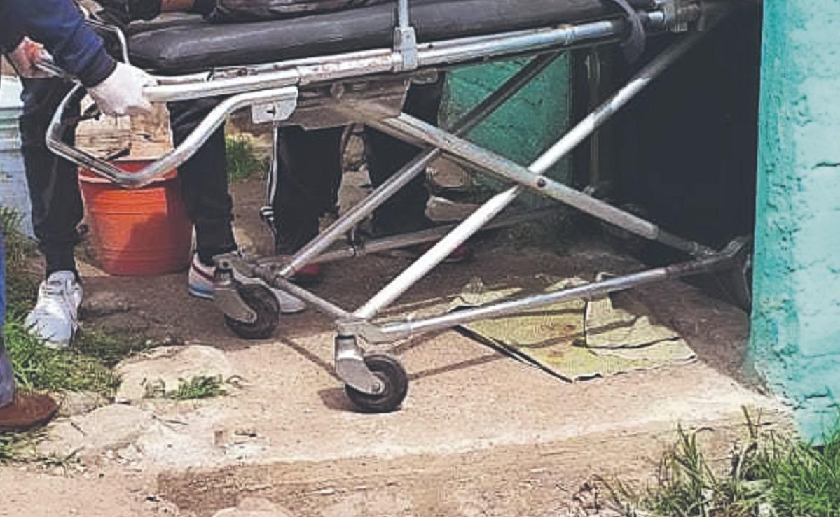 Rafaguean oficinas de mototaxistas en Chalco, dos son asesinados y uno queda herido