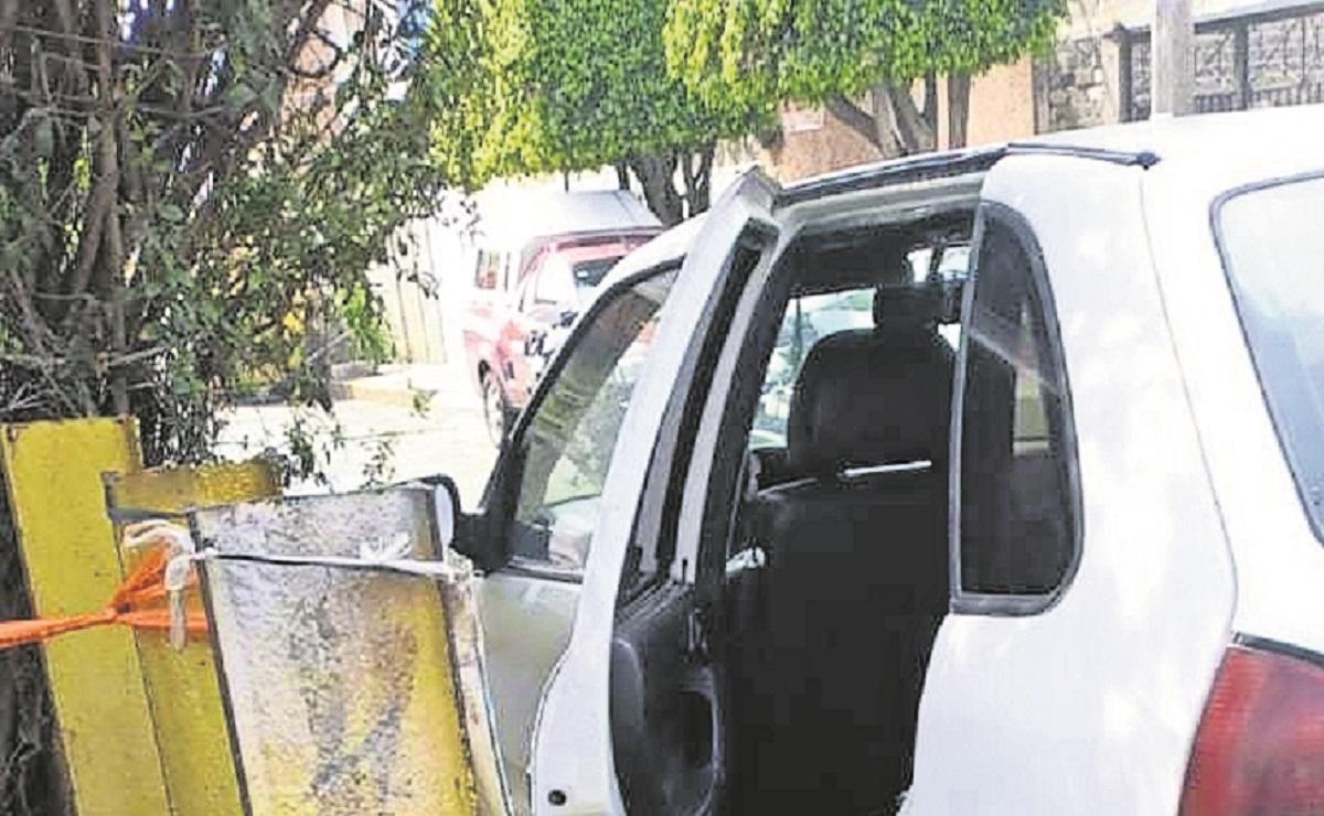 Ejecutan a un hombre cuando subía a su perro a los asientos traseros del coche en la CDMX