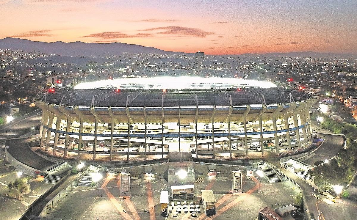 Estadio Azteca sufrirá una 'manita de gato' rumbo al Mundial de 2026