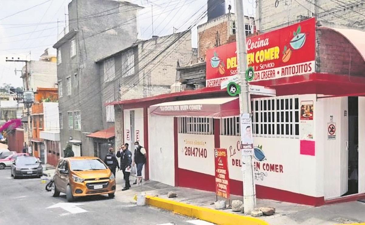 Hombre entra a comer a restaurante, pero es asesinado por su acompañante en CDMX