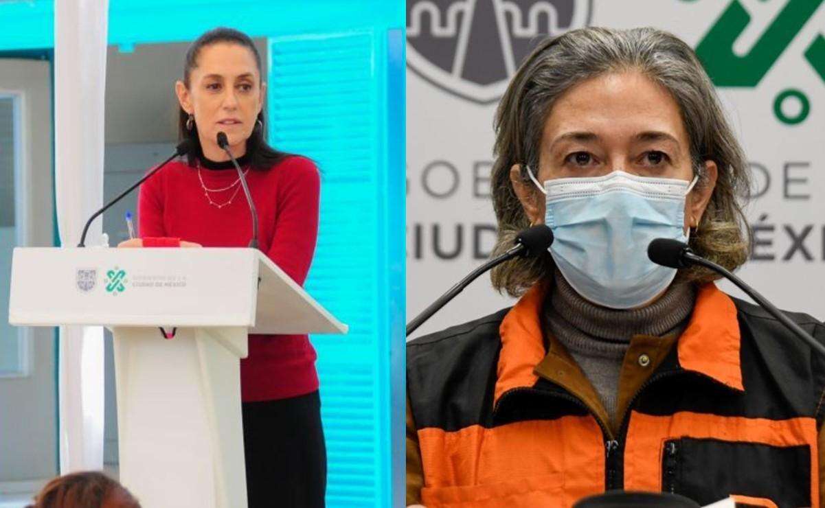 Próxima semana se anunciará si Florencia Serranía se va del Metro CDMX, informa Sheinbaum