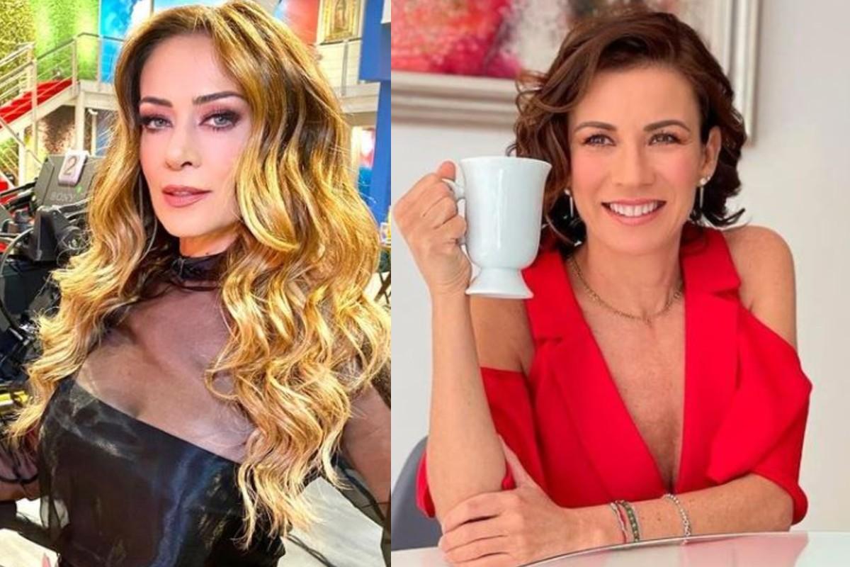 Revelan que Ingrid Coronado podría ser la sustituta de Anette Michel en MasterChef