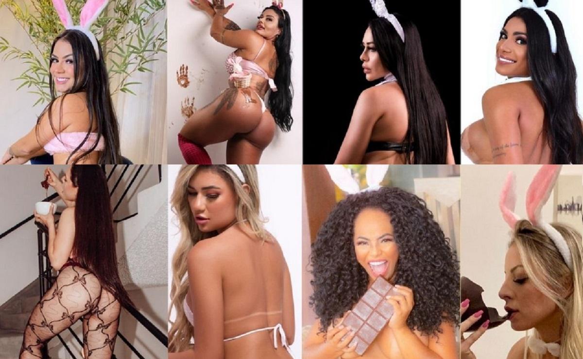 Concursantes de Miss Bumbum confirman relación amorosa, así celebran diversidad sexual