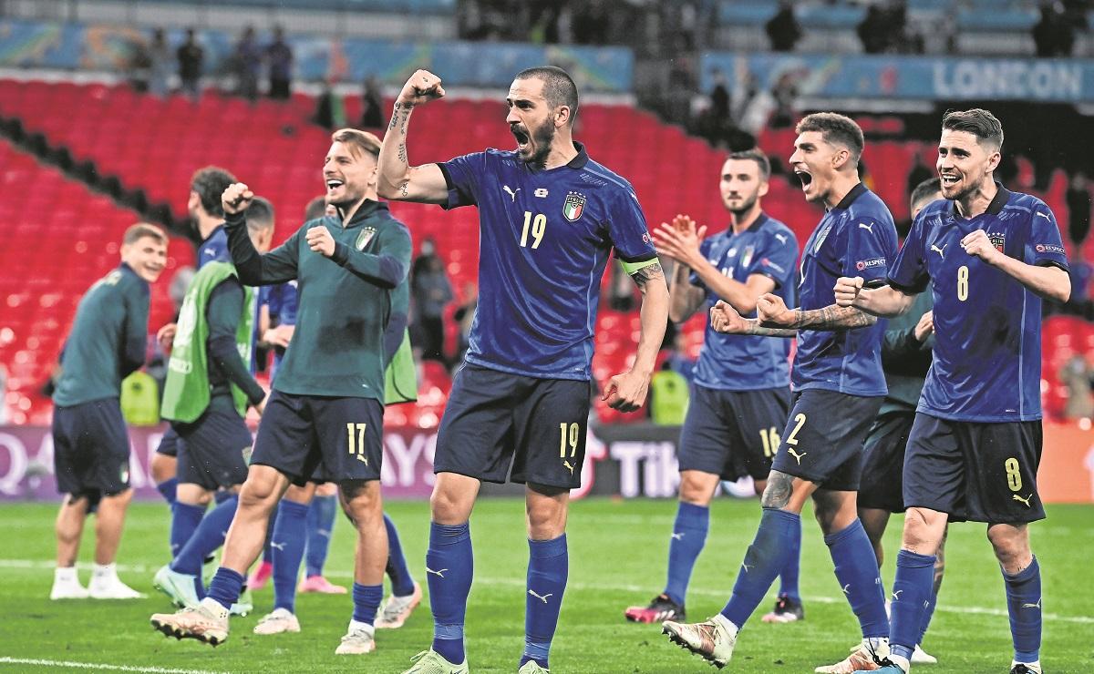 Italia consigue sufrido pase a cuartos de final de la Eurocopa, tras vencer a Austria