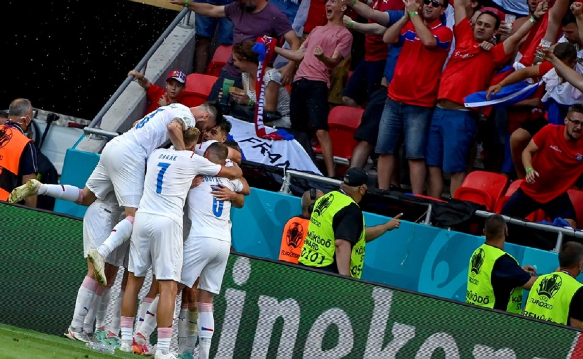 República Checa elimina a Países Bajos de manera sorpresiva