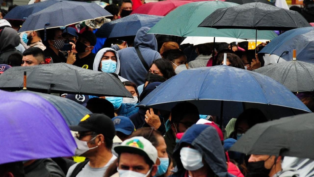 ¿Cuál es el pronóstico de clima derivado del huracán Enrique para esta noche y mañana?