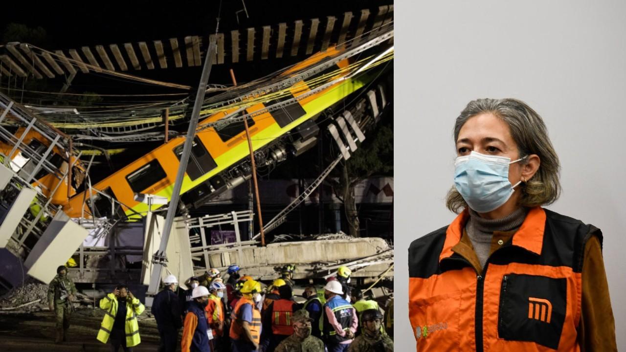 Florencia Serranía deja la dirección del Metro CDMX; la sustituye Guillermo Calderón