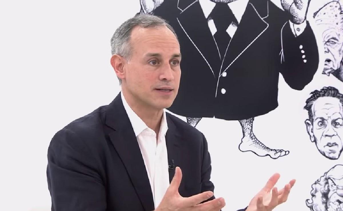 Gatell habla del reclamo de medicina para niños con cáncer y lo liga con golpe de Estado