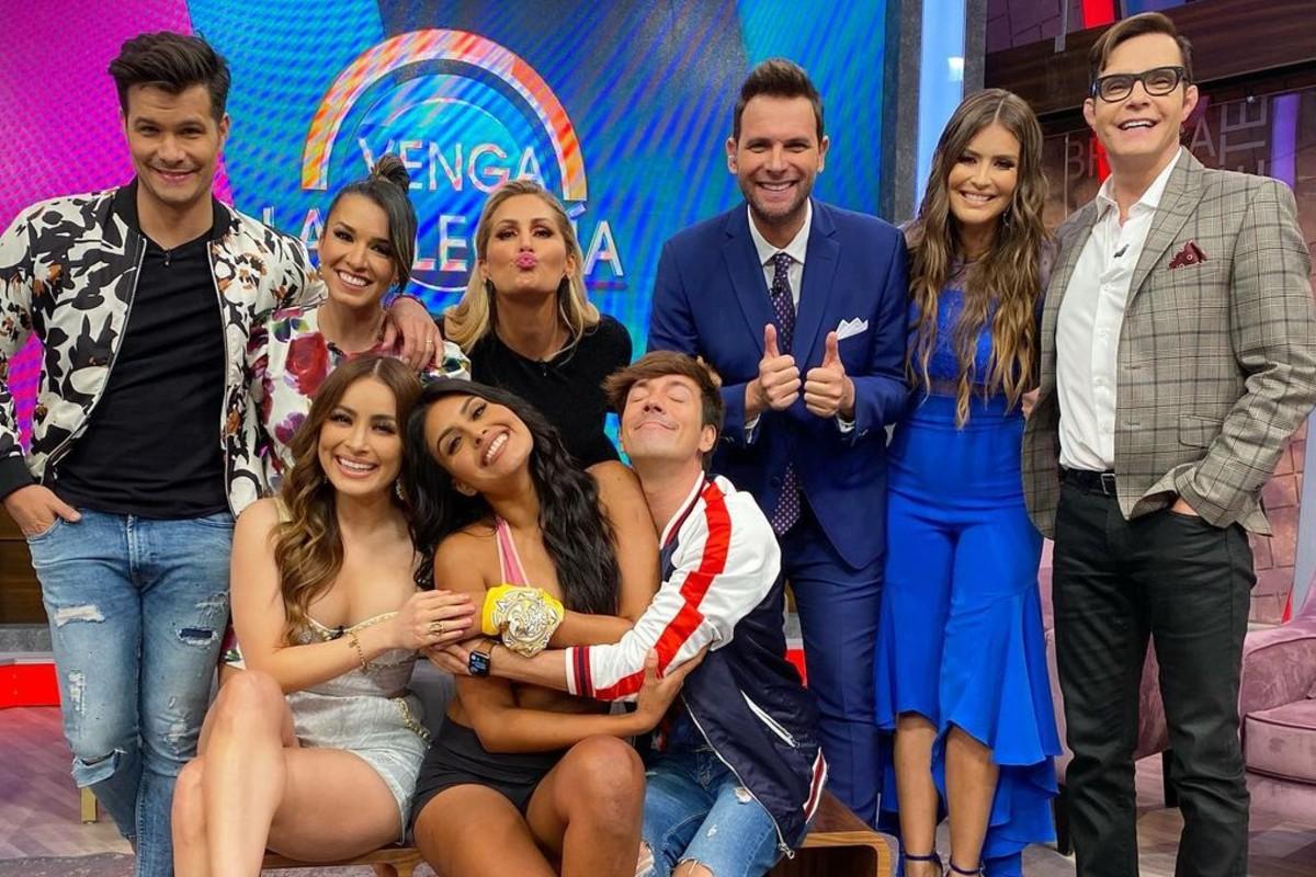 """Aseguran que conductor de """"Venga la Alegría"""" deja el programa para regresar a Televisa"""