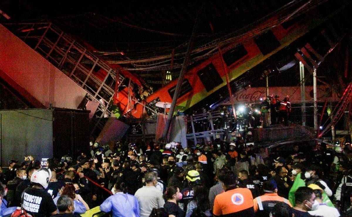Nuevo director del STC Metro estima que en un año se reabra la Línea 12, tras colapso