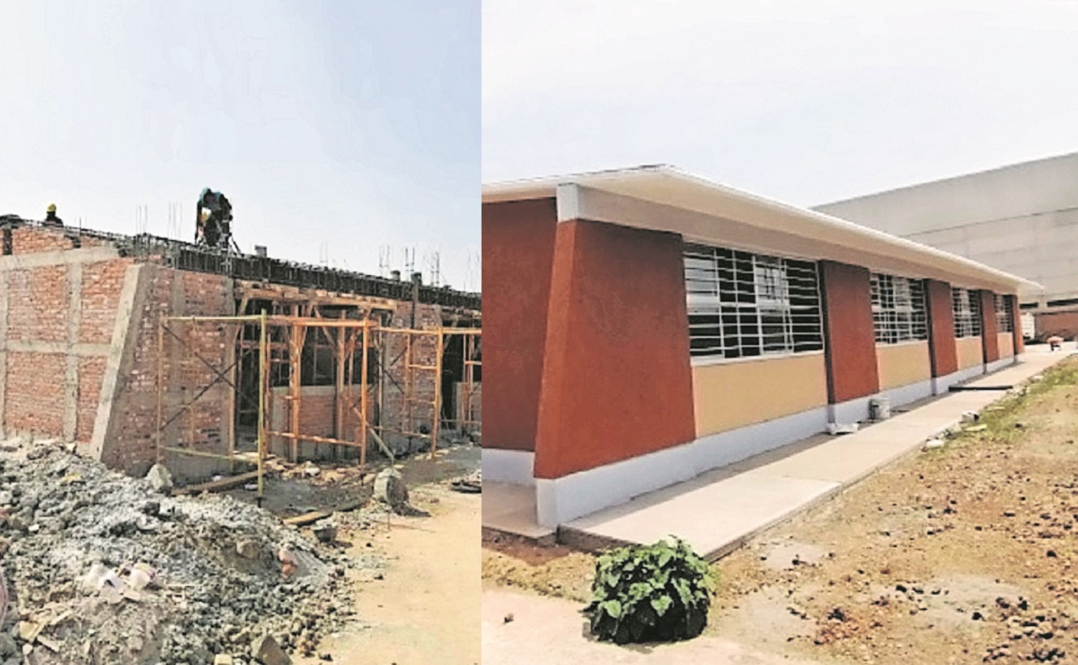 Arman primaria en Cuernavaca, contará con 4 salones y canchas de usos múltiples