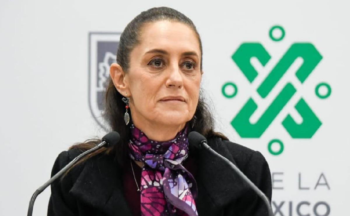 Claudia Sheinbaum, jefa de Gobierno CDMX pide licencia sin goce de sueldo por esta razón