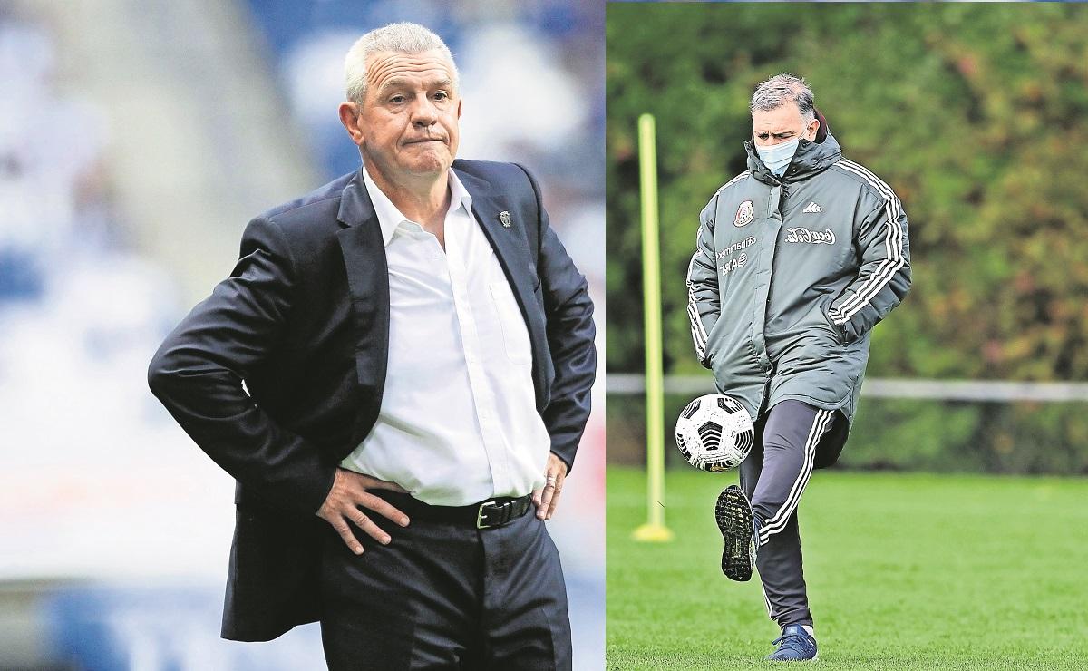 Javier Aguirre apoya a Gerardo Martino sobre el veto a 'Chicharito' en la Selección Mexicana