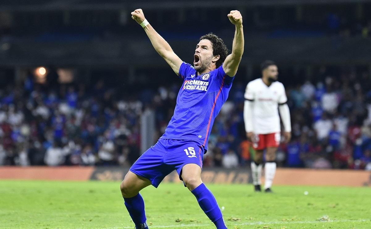 Nacho Rivero continuará en Cruz Azul