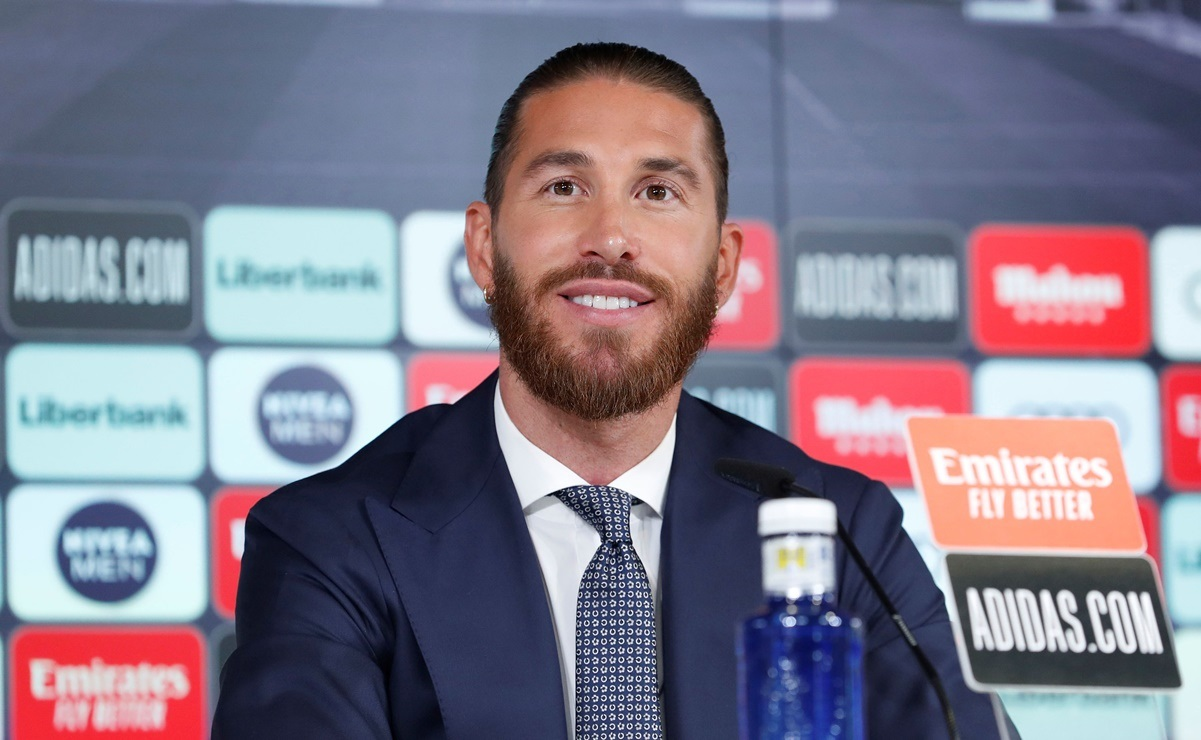 Sergio Ramos llegó a un acuerdo con el PSG para su fichaje