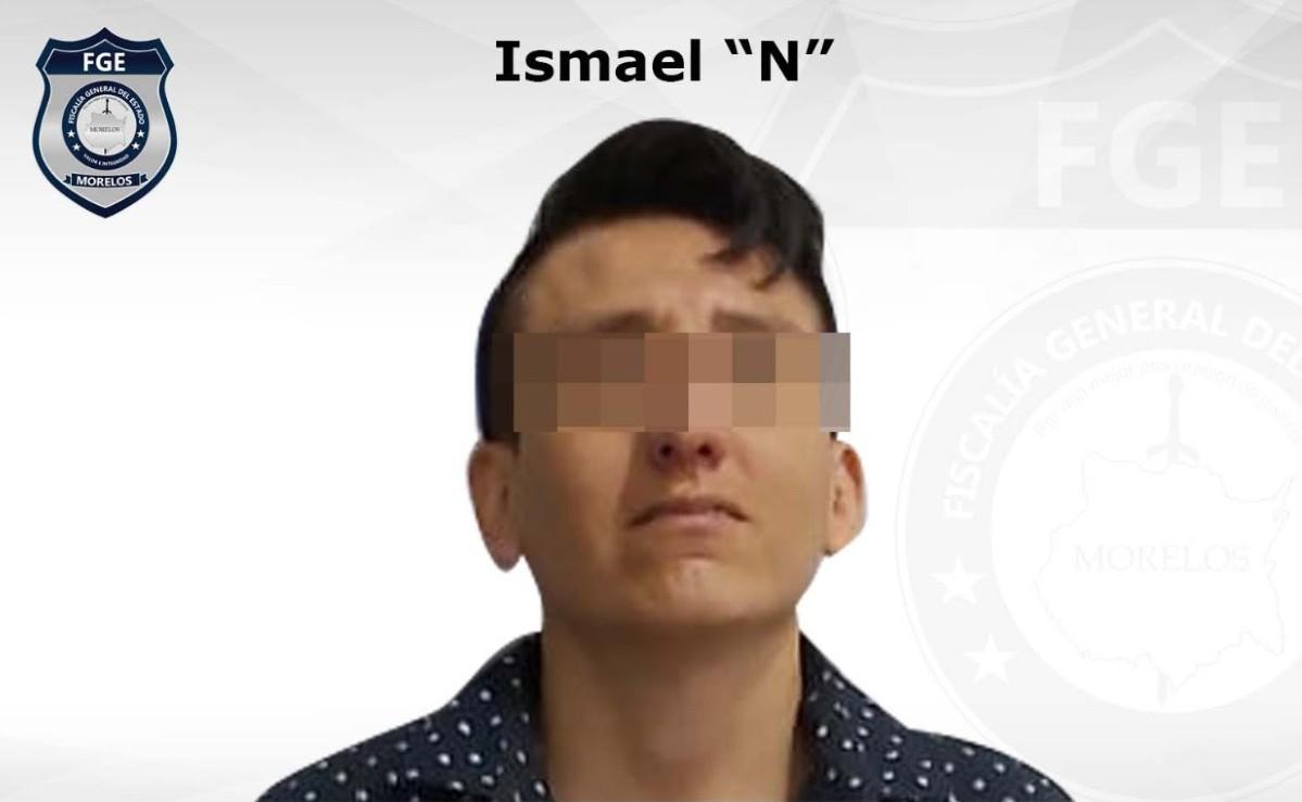 Vinculan a proceso a Ismael por violar a mujer con discapacidad intelectual, en Morelos