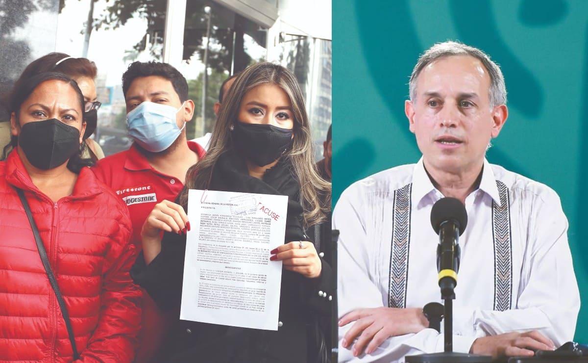 Denuncian ante la FGR a Hugo López Gatell por presunto genocidio, discriminación y omisiones