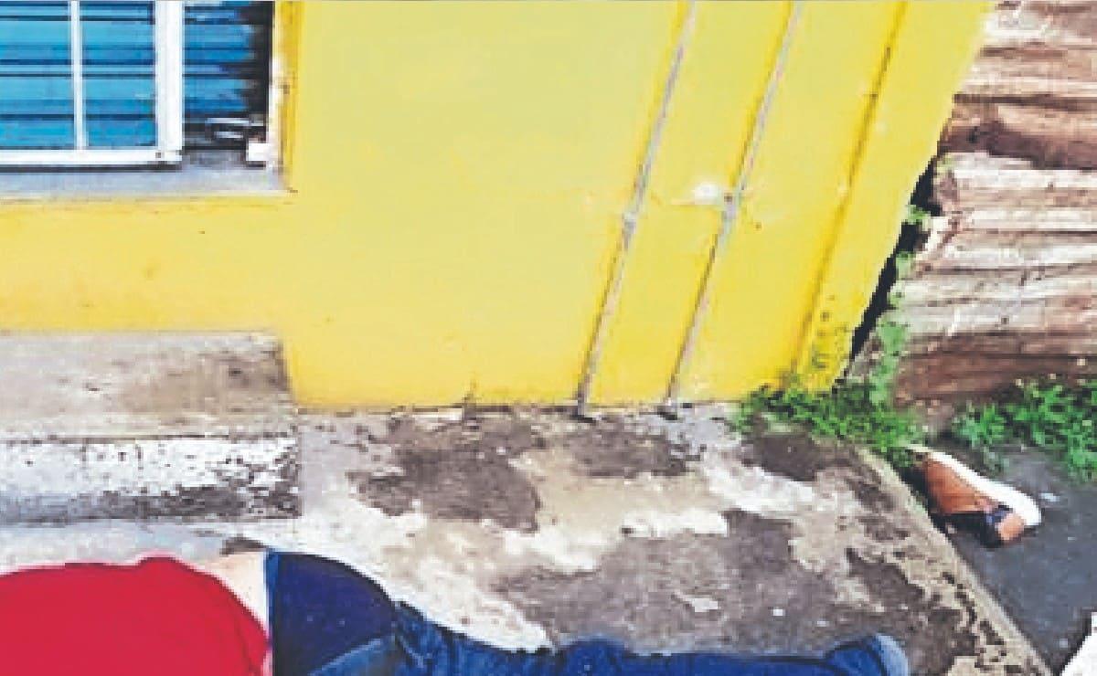 Joven muere en segundos cuando caminaba a su trabajo en Morelos, sospechan que se le paró