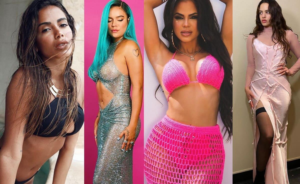 Ellas son las reinas del 'flow', ¿Cuál es tu favorita?
