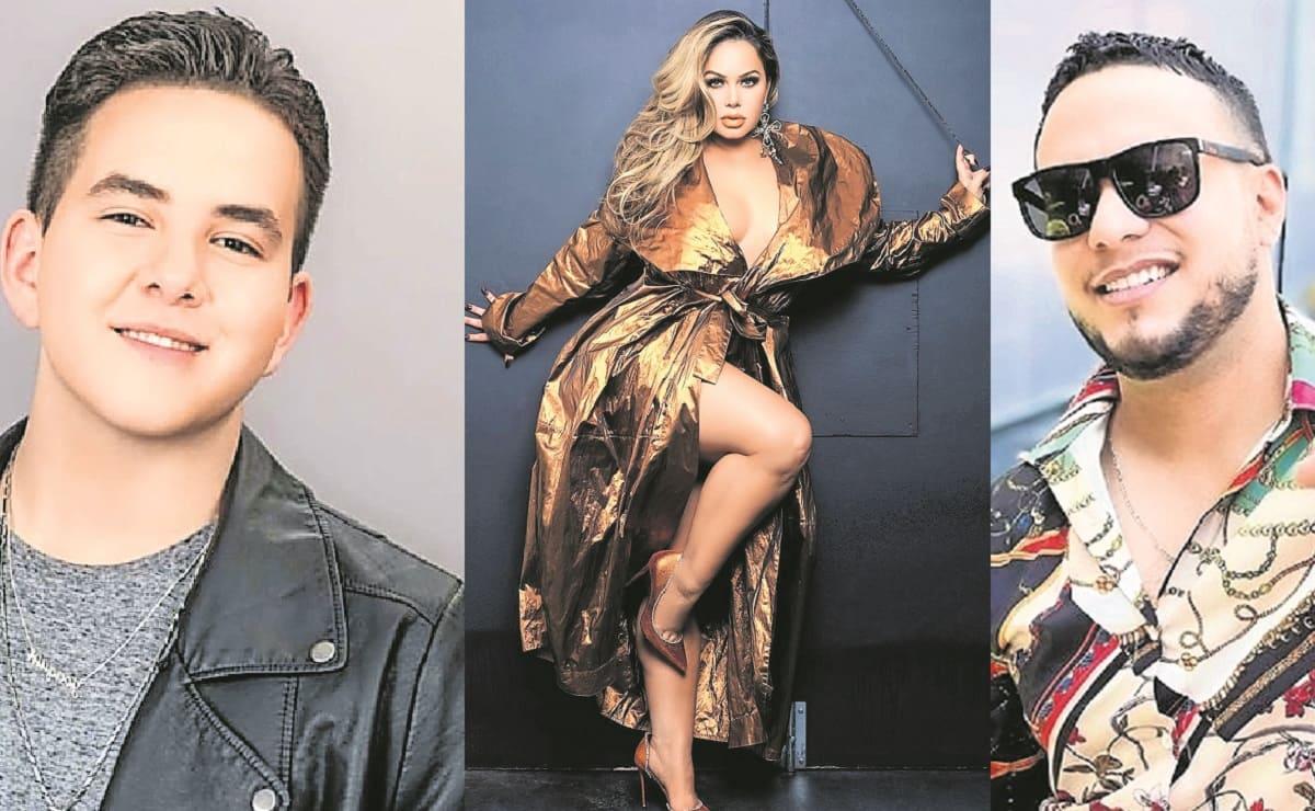 Johnny Rivera acusa a Lorenzo Méndez de golpear a su hermana Chiquis