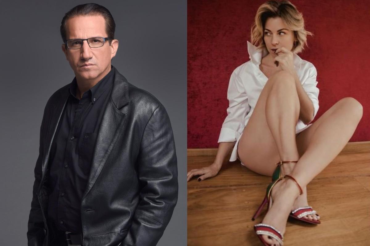 """""""No somos amigos"""", Plutarco Haza revela detalles de su relación actual con Ludwika Paleta"""