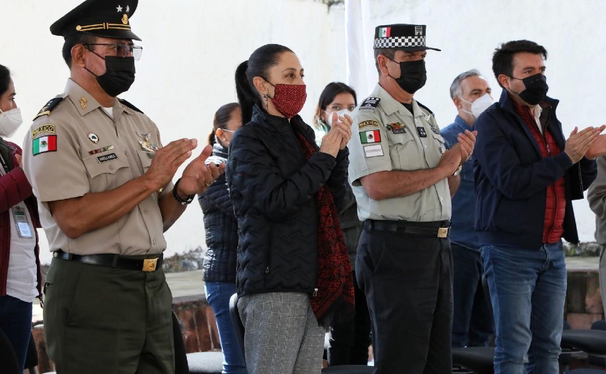 Gobierno de la CDMX obsequia terreno a la Guardia Nacional para armar cuartel de seguridad