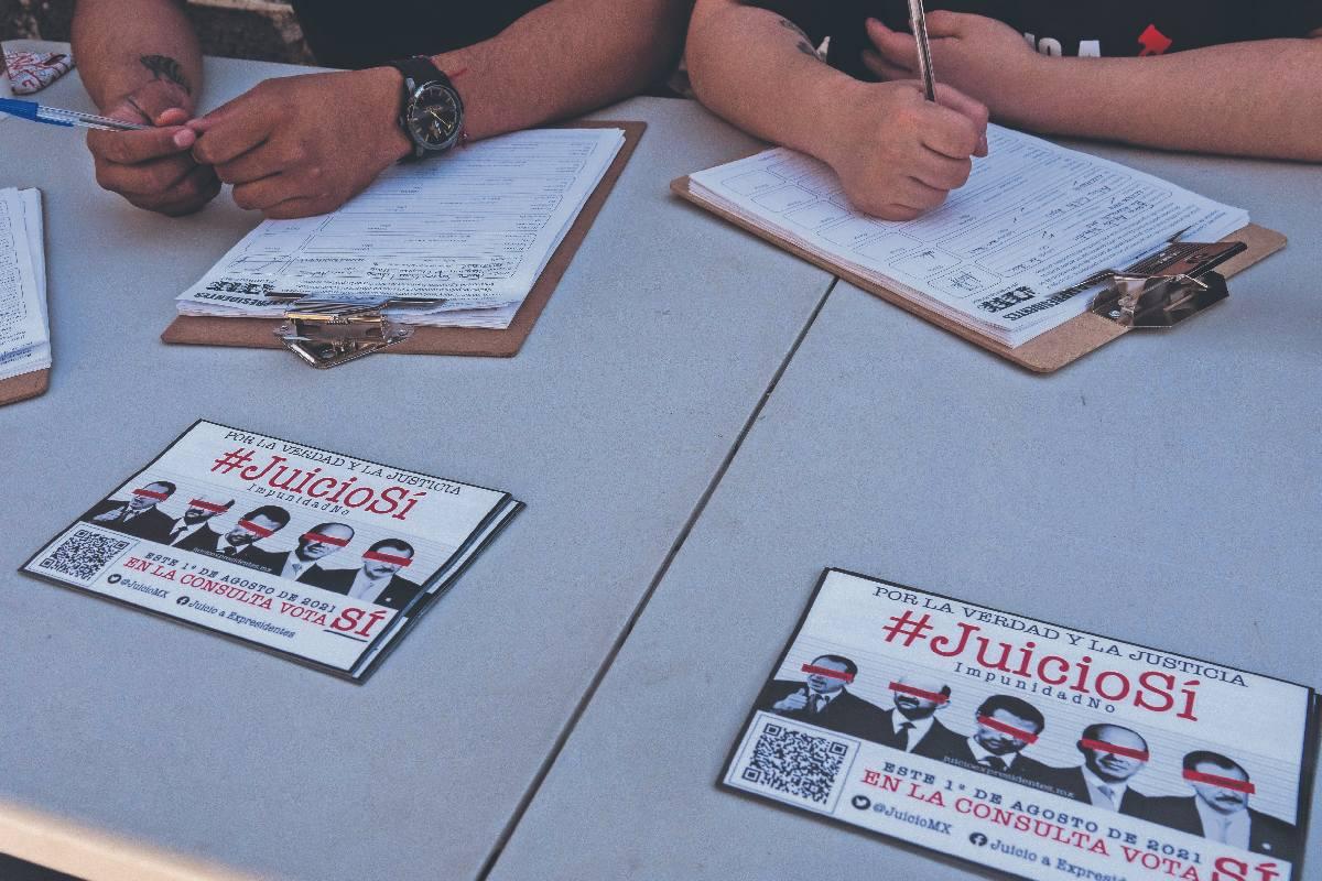 Instalarán más de 900 mesas para la consulta sobre juicio a expresidentes, en Morelos