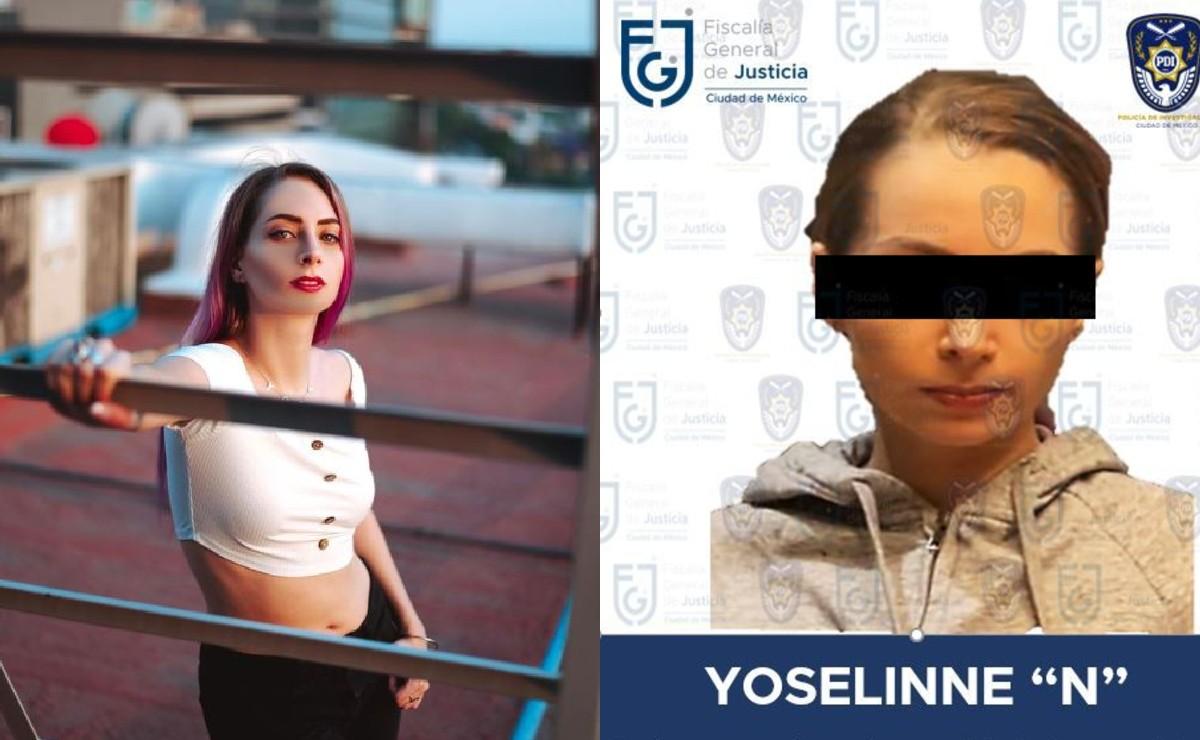 Se queda en la cárcel YosStop, la vinculan a proceso con estas pruebas en su contra
