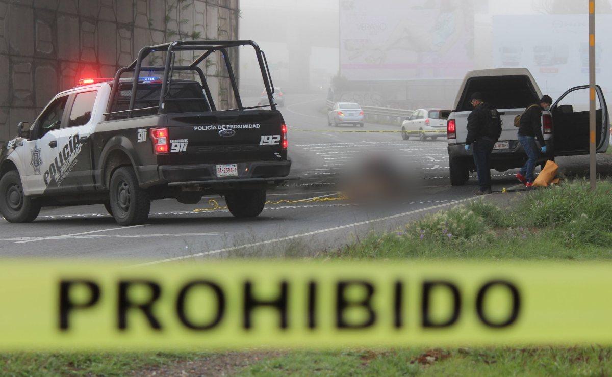 Nuevo récord de víctimas de homicidio en México, se registraron 198 este fin de semana