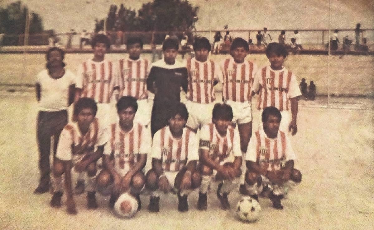 """""""El Jarocho"""", el bondadoso futbolista veracruzano que jamás será olvidado en Morelos"""