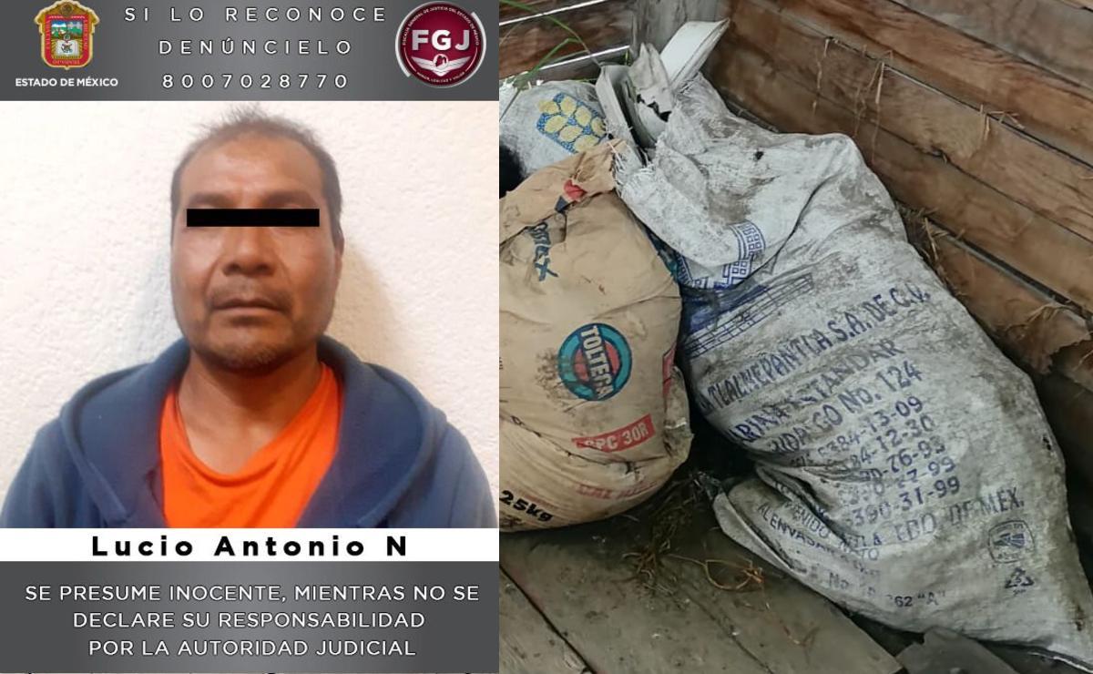 Abuelo cobra venganza contra su hijo y mata a su nieta de 7 años, en Amecameca