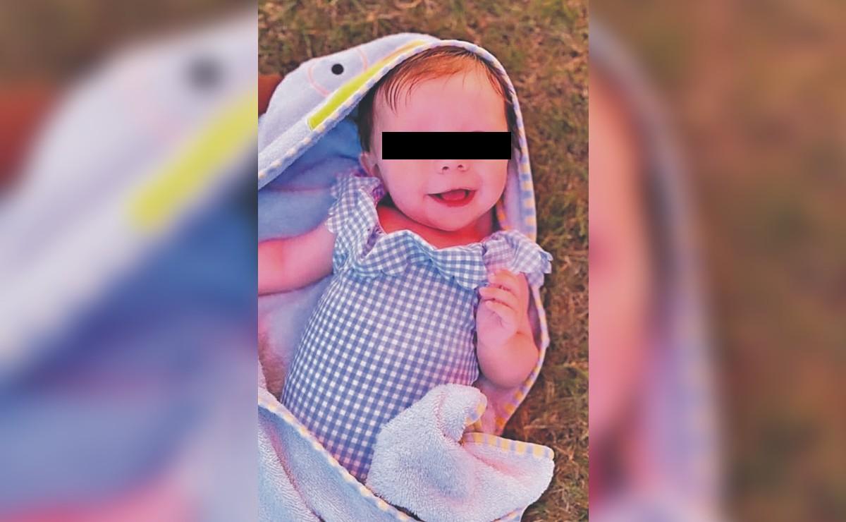 Bebé tiene enfermedad incurable que convierte su cuerpo en piedra, su caso ya es viral