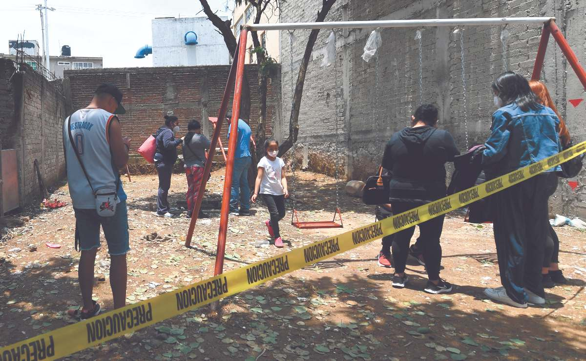 Hallan huesos de una mujer desaparecida hace 20 años en la que fue su casa, en Naucalpan