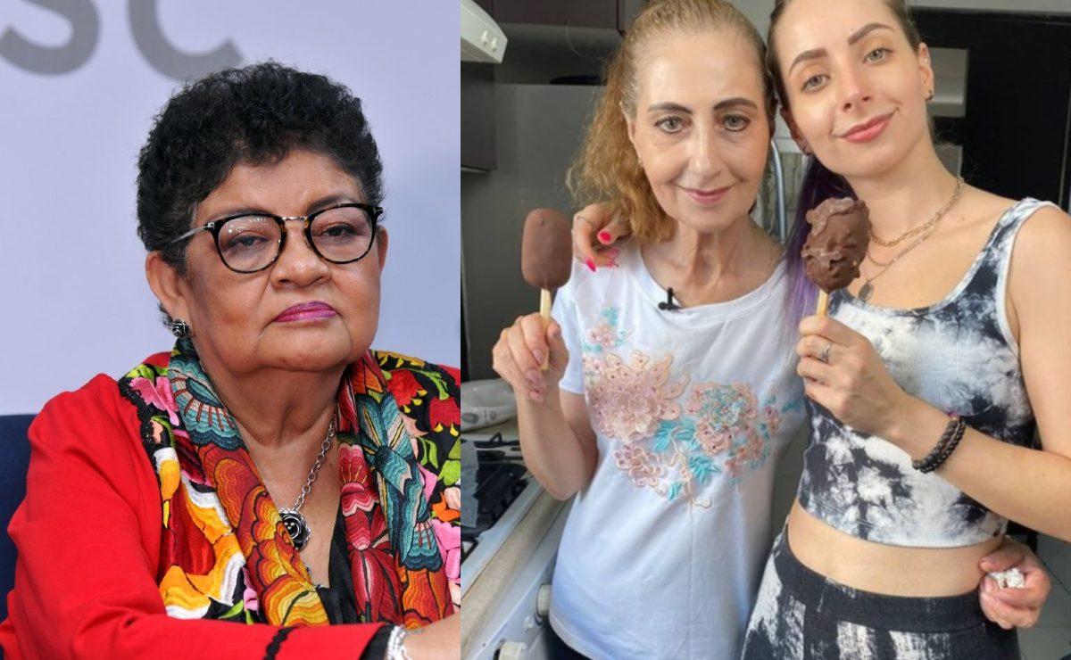 Mamá de YosStop lo logra, se reunirá con la fiscal Ernestina Godoy, anuncia Claudia Sheinbaum