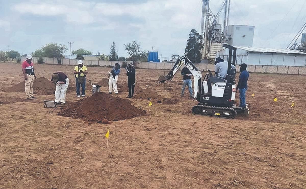 Terminan de inhumar restos de cadáveres en tres Semefos de Morelos y todo esto se encontró