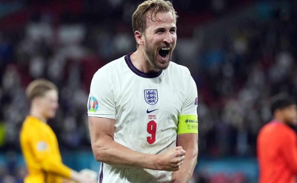 Inglaterra elimina a Dinamarca y por primera vez llegan a una final de Eurocopa