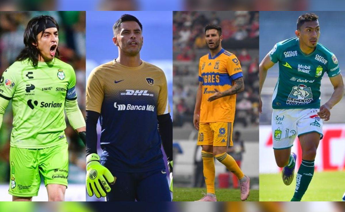 Liga MX será representada en la Leagues Cup por Pumas, Tigres, León y Santos