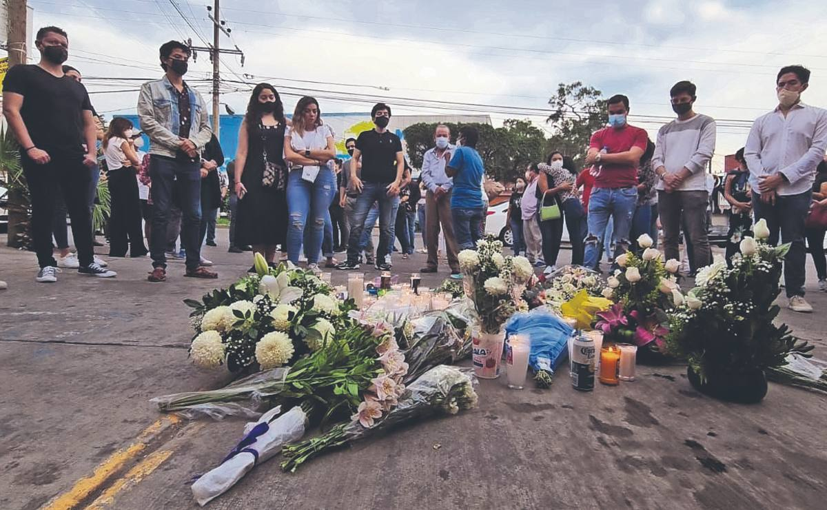 Piden justicia por joven baleado afuera de un Oxxo en Morelos, ya hay pistas del homicida