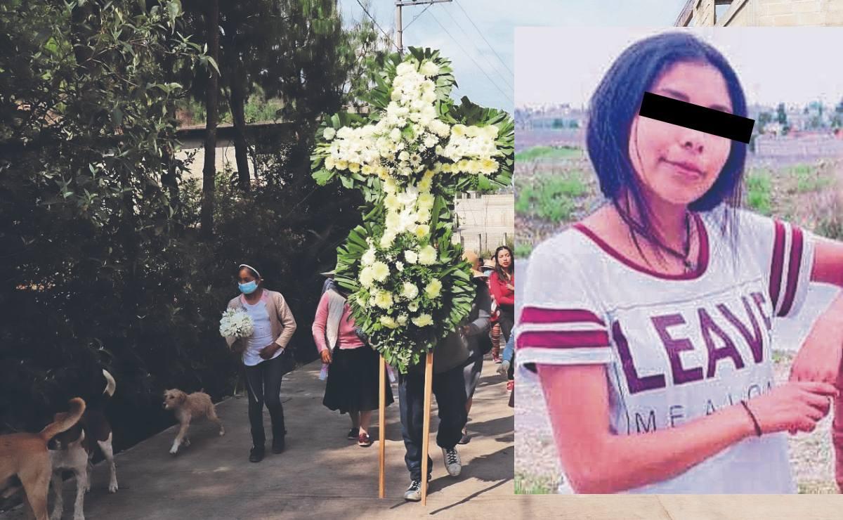 A Pamela la mataron a los 16 años, vendía dulces para pagar su secundaria en Edomex